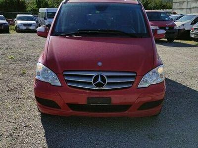 gebraucht Mercedes Viano 3.0 CDI Blue Efficiency Ambiente Edition A