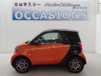 gebraucht Smart ForTwo Coupé passion twinmatic
