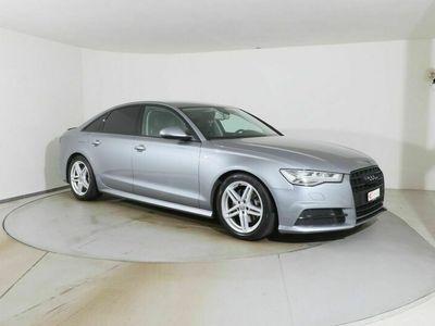 gebraucht Audi A6 2.0 TDI S-tronic S-Line