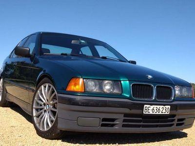 gebraucht BMW 320 3er E36 i