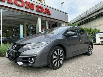 gebraucht Honda Civic 1.6i-DTEC Elegance