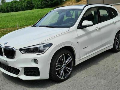 gebraucht BMW X1 xDrive 25i M Sport Steptronic (SUV / Geländewagen)