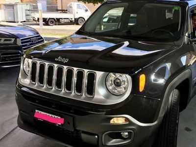 gebraucht Jeep Renegade 2.0 CRD Limited AWD
