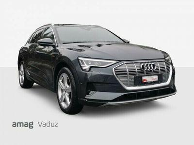 gebraucht Audi E-Tron advanced