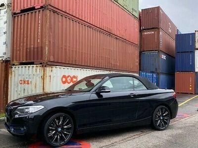 gebraucht BMW 220 2er 220i M Sport Steptronic 2er i M Sport Steptronic