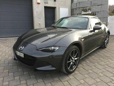 gebraucht Mazda MX5 RF 2.0 Revolution