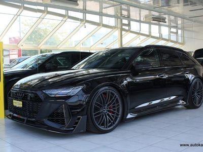 gebraucht Audi V8 RS6-R*ABT* Avant 4.0 TFSIquattro