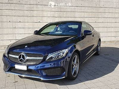 gebraucht Mercedes C250 Coupè AMG Line 9G-tronic