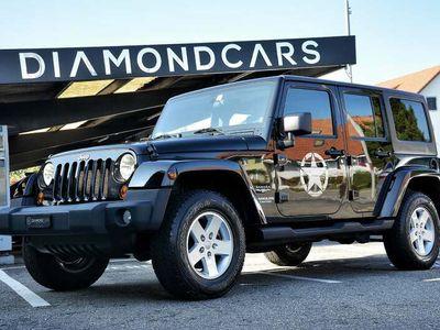 gebraucht Jeep Wrangler 3.8 V6 Sahara Unlimited