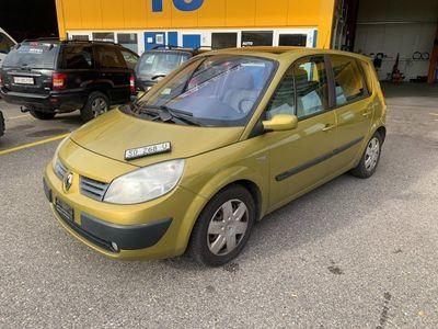gebraucht Renault Scénic 2.0 16V Authentique Confort