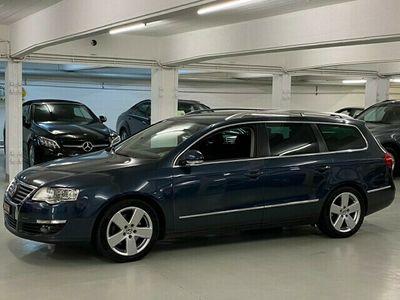 gebraucht VW Passat Variant 2.0T FSI Sportline