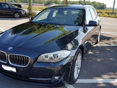 gebraucht BMW 525 d xDrive Touring Steptronic