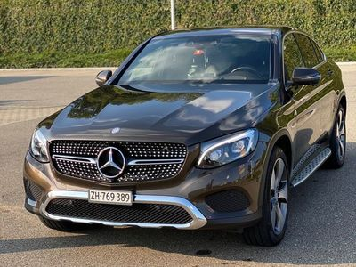 gebraucht Mercedes 250 GLC-Klasse Mercedes GLC Coupé4Matic