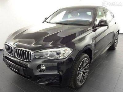 gebraucht BMW X6 xDrive 50i