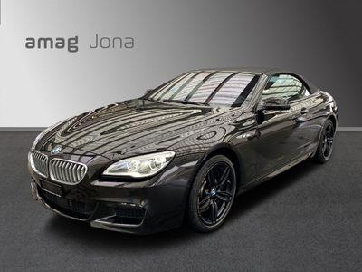 gebraucht BMW 650 Cabriolet i xDrive
