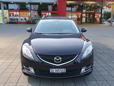 gebraucht Mazda 6 Station Wagon 2.2 CD 163 Exclusive