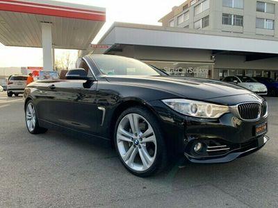 gebraucht BMW 435 4er i Cabriolet xDrive Luxury Line Steptronic