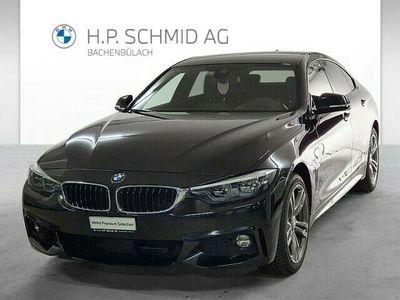gebraucht BMW 435 Gran Coupé 4er d xDrive M Sport Steptronic