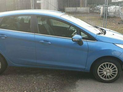gebraucht Ford Fiesta Fiesta 1.4 16V Titanium1.4 16V Titanium