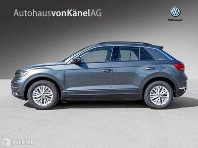 gebraucht VW T-Roc 2.0 TDI SCR Advance DSG 4Motion