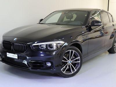 gebraucht BMW 118 d xDrive Edition Sport Line