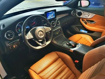 gebraucht Mercedes C250 C-KlasseCabriolet AMG Line 9G-Tronic