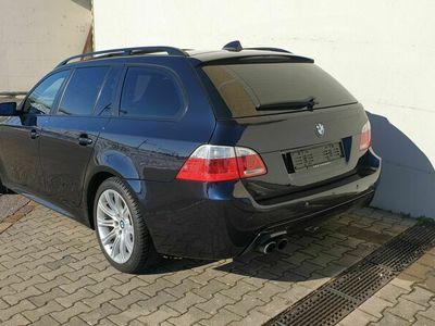 gebraucht BMW 535 5er 535d e61 ///M frisch ab Mfk 5er d e61 ///M frisch ab Mfk