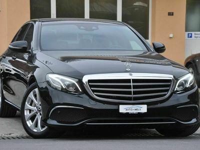gebraucht Mercedes E350 E-KlasseExclusive 4Matic 9G-Tronic