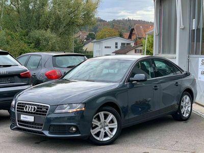 gebraucht Audi A4 2.0 TFSI quattro S-tronic