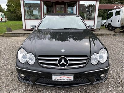 gebraucht Mercedes CLK200 Kompr. Avantgarde Grand Ed. Aut.