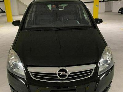 gebraucht Opel Zafira B20TR 2.0