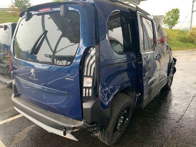 gebraucht Peugeot Rifter 1.2 PureTech GT Line Automat