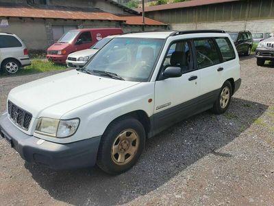 gebraucht Subaru Forester 2.0 4WD