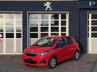 gebraucht Peugeot 108 108 flitziger Kleinwagen, sparsam und günstig, flitziger Kleinwagen, sparsam und günstig