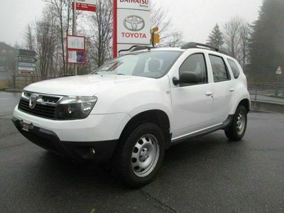 gebraucht Dacia Duster Duster 1.6 Ambiance 4x41.6 Ambiance 4x4