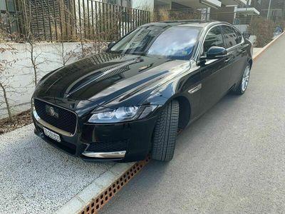 gebraucht Jaguar XF XF 2.0 D 180 Prestige2.0 D 180 Prestige