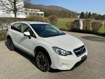 gebraucht Subaru XV 2.0D Swiss One AWD