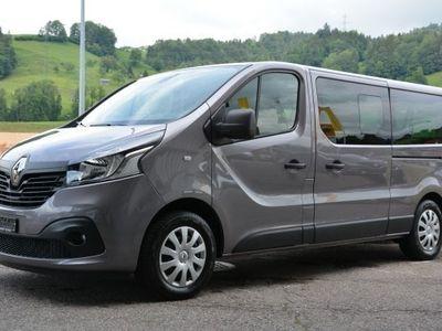 gebraucht Renault Trafic Gr. Passen. Intens