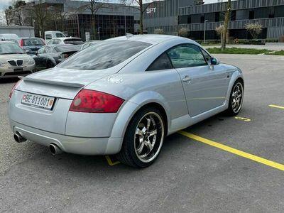 gebraucht Audi TT TT Coupé 1.8l, Coupé 1.8l
