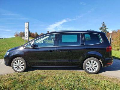 gebraucht VW Sharan 2.0 TDI BMT Highline 4Motion DSG