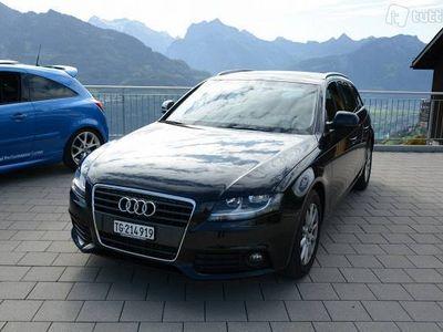gebraucht Audi A4 Avant 1.8 TFSI Attraction Schwarz