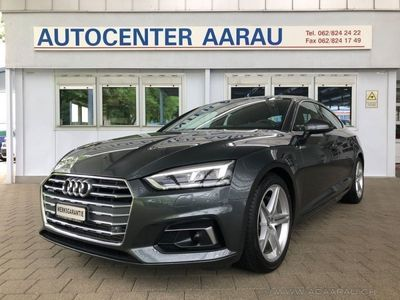 "gebraucht Audi A5 Sportback 45 TFSI S-tronic Sport quattro ""S-Line Spo"