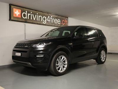 gebraucht Land Rover Discovery Sport 2.2SD4 SE