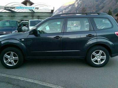 gebraucht Subaru Forester 2.0X Swiss Special Automatic