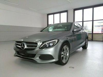 gebraucht Mercedes C220 C-Klassed Avantgarde 4Matic 7G-Tronic