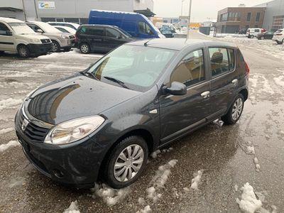 gebraucht Dacia Sandero 1.6 Lauréate