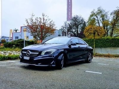 gebraucht Mercedes CLA200 CDI AMG Line 7G-DCT