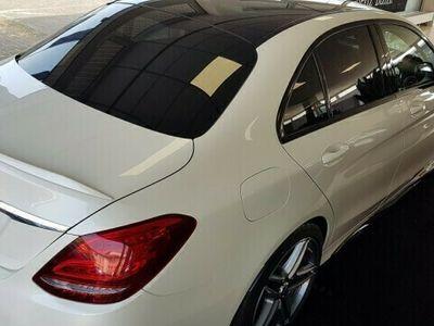 gebraucht Mercedes C63S AMG C-KlasseAMG Speedshift