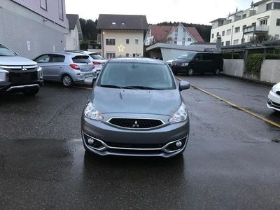 gebraucht Mitsubishi Space Star 1.2 Value CVT