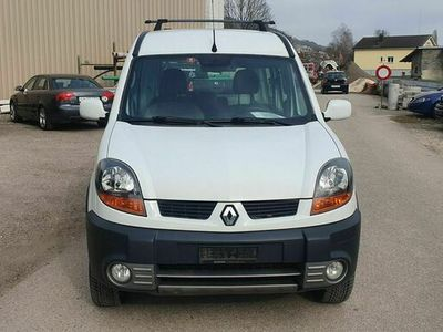 gebraucht Renault Kangoo 1.6 16V Privilège Suisse 4x4